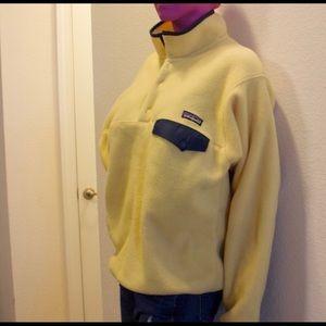 Patagonia Synchilla Snap Fleece Jacket